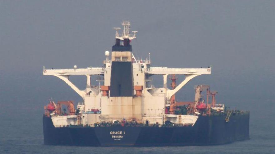 Gibraltar dice que no puede acceder petición EEUU de detener petrolero iraní