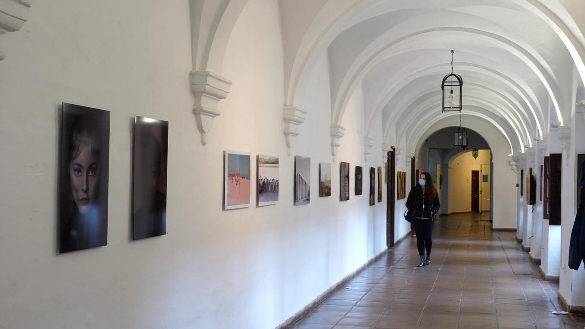 Imagen de archivo de una exposición de UCOCultura.