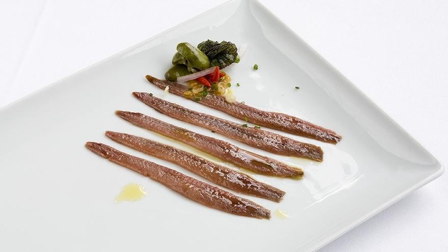 Las anchoas en aceite ecológico 'Catalina' logran tres estrellas en los Premios al Sabor Superior