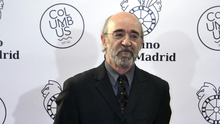 """Zinebi concede un Mikeldi de Honor póstumo a Álex Angulo como un actor """"inigualable"""" y """"un hombre cordial"""""""