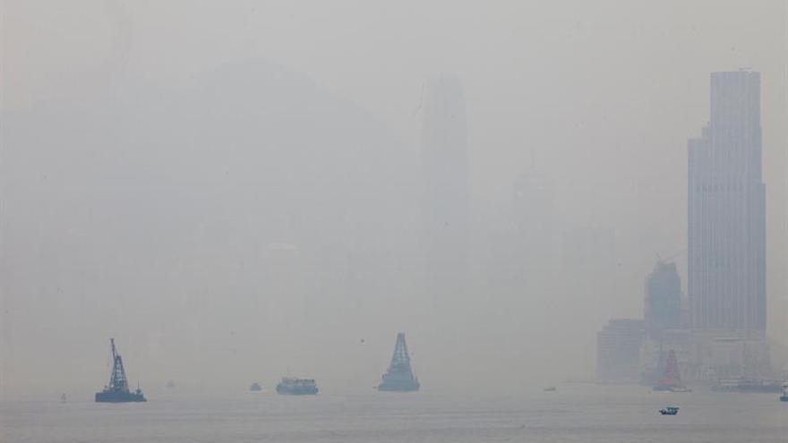 Pekín prohíbe ciertas obras durante el invierno para frenar la contaminación
