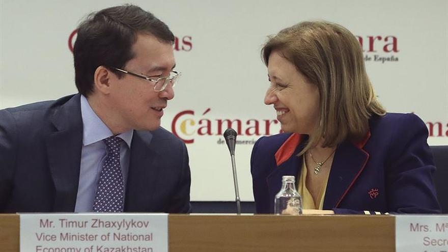 Kazajistán busca inversión española para la Expo 2017