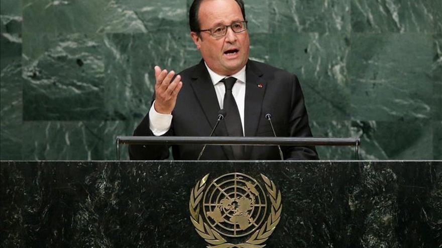 Francia destinará 4.000 millones de dólares anuales al desarrollo de aquí a 2020