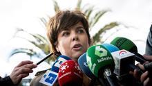 Soraya Sáenz de Santamaría se incorpora al bufete Cuatrecasas