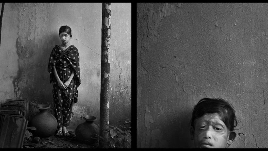 Sonali Khatun. Foto: Luigi Baldelli / ActionAid