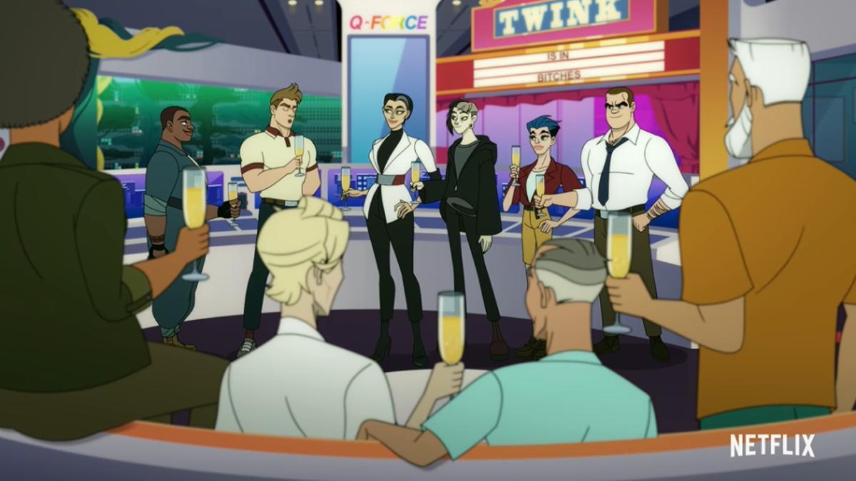 'Comando Queer', nueva serie animada LGTBI