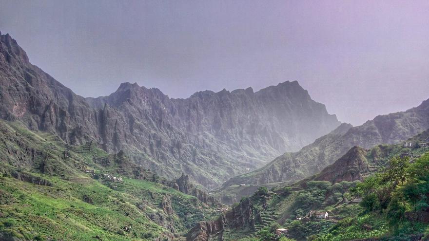 Ribeira de Paúl, el vale más espectacular de Santo Antao. Patrick Savalle