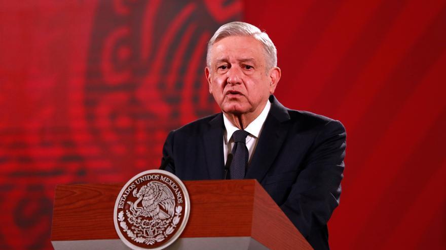 """López Obrador anuncia """"estrategia conjunta"""" contra la violencia en Guanajuato"""