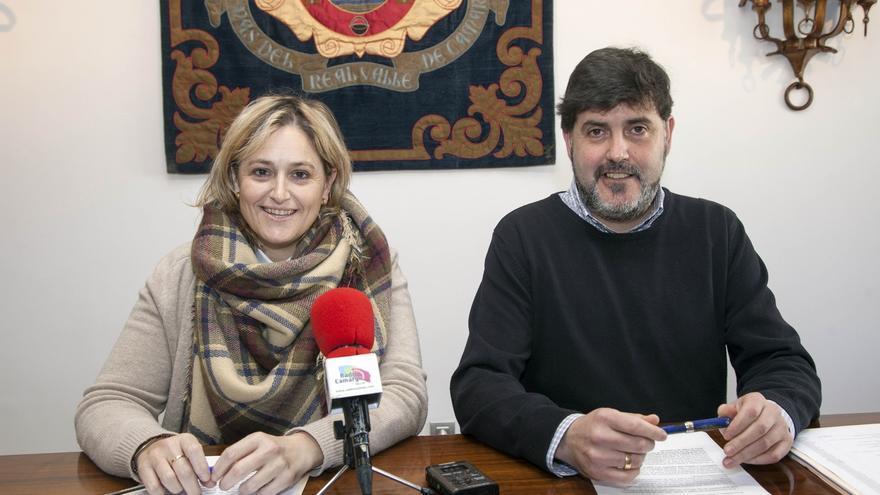 Camargo rebajará por segundo año consecutivo el tipo del IBI