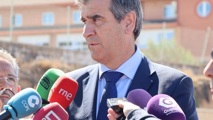 Antonio Román FOTO: Europa Press