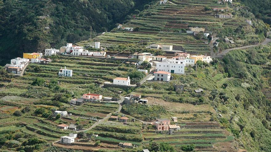 Imagen del barrio de Franceses.