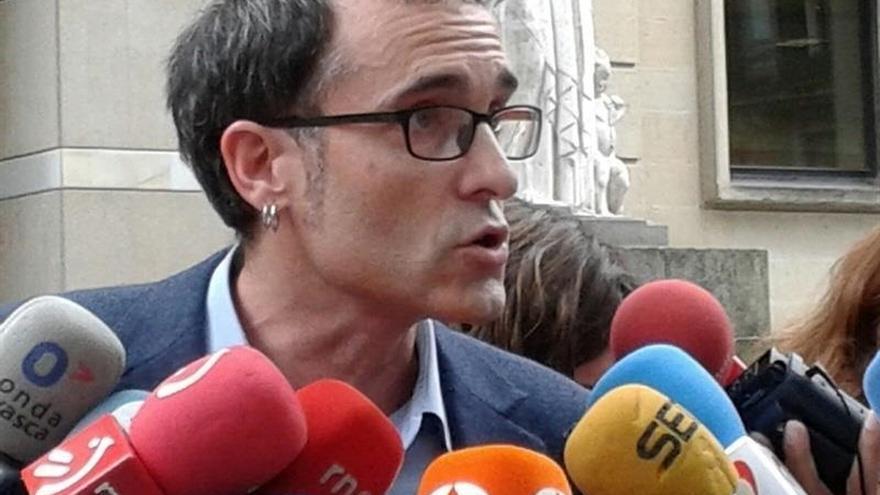 """EH Bildu dice que la decisión de los presos de ETA hubiera llegado antes de no haber existido """"la dispersión"""""""