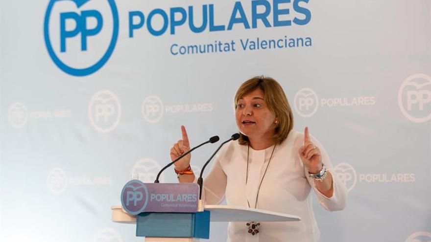 """Bonig a Oltra: """"La legitimidad en democracia la dan las urnas, no los platós"""""""