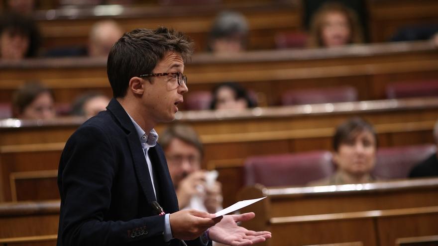 """Errejón deja su escaño en el Congreso: """"Pago muy tranquilo el precio de haber tomado la decisión correcta"""""""