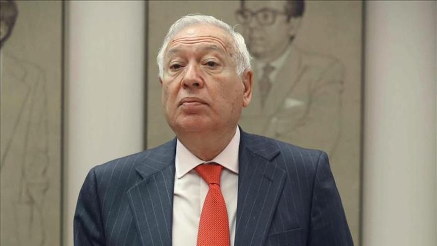 G.Margallo defiende la Estrategia de Acción Exterior y espera el respaldo de los grupos
