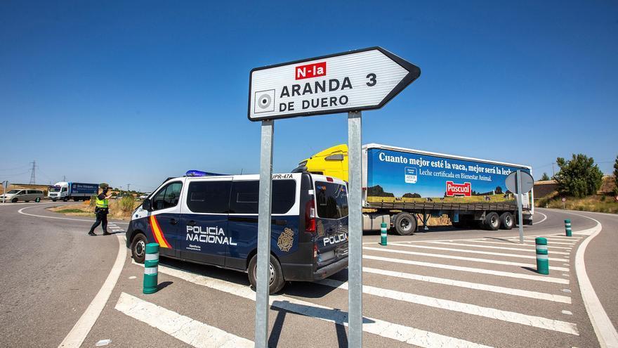 El Juzgado prorroga el confinamiento de Aranda de Duero hasta los 14 días