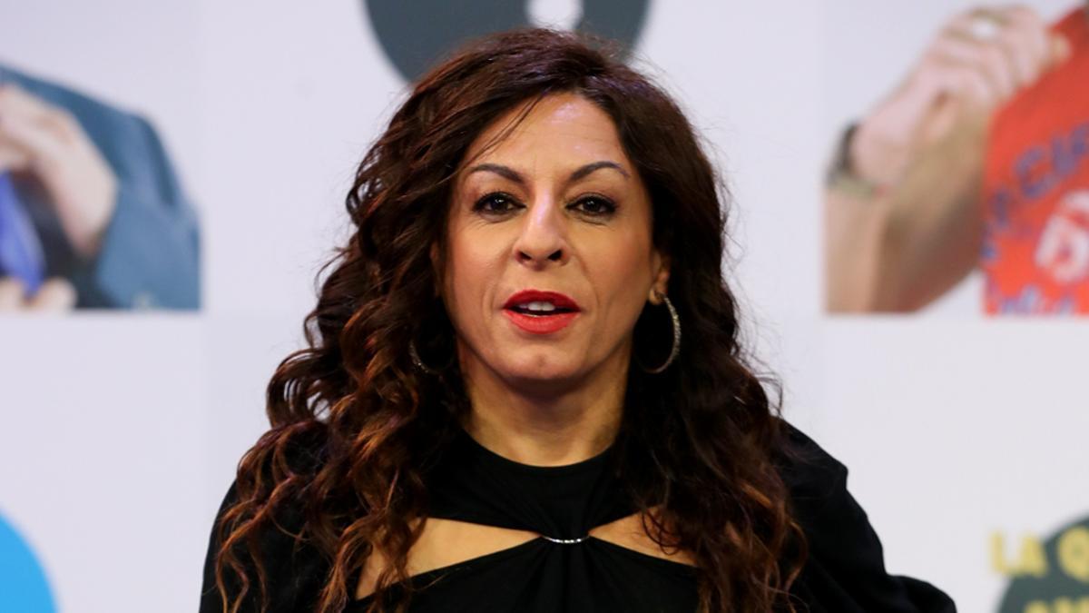 Cristina Medina en una imagen de archivo