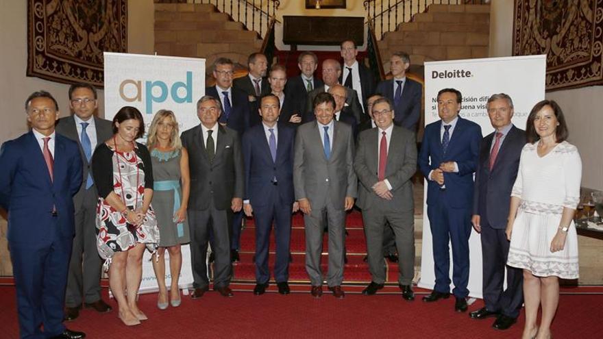 Javier Fernández cree que sería una insensatez bloquear un gobierno de Rajoy