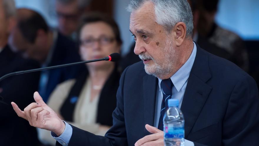 """Griñán declara en el juicio que """"no conoció"""" el programa 31L con el que se pagaban las ayudas de los ERE"""