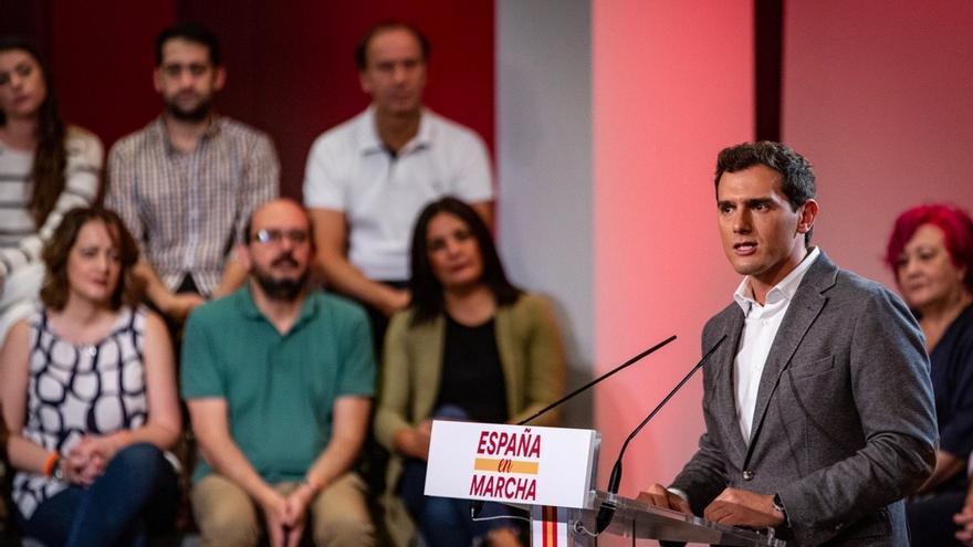 Rivera levanta el veto a PSOE y promete llegar a acuerdos para evitar el bloqueo si no hay mayoría de derechas