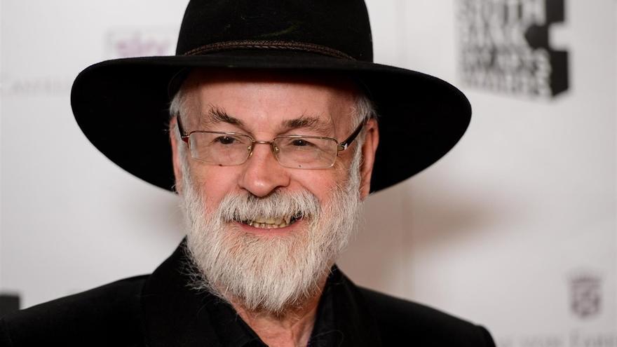 El escritor Terry Pratchett, en una imagen de archivo