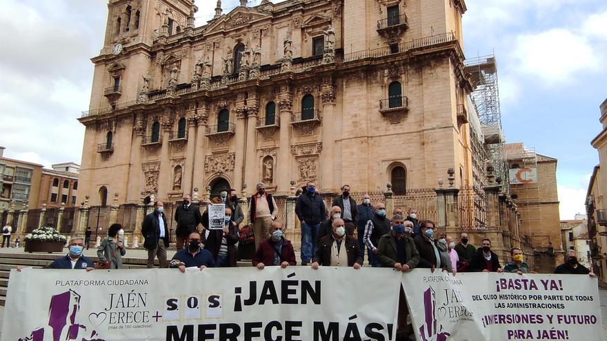Presentación de la plataforma que coordina las protestas.