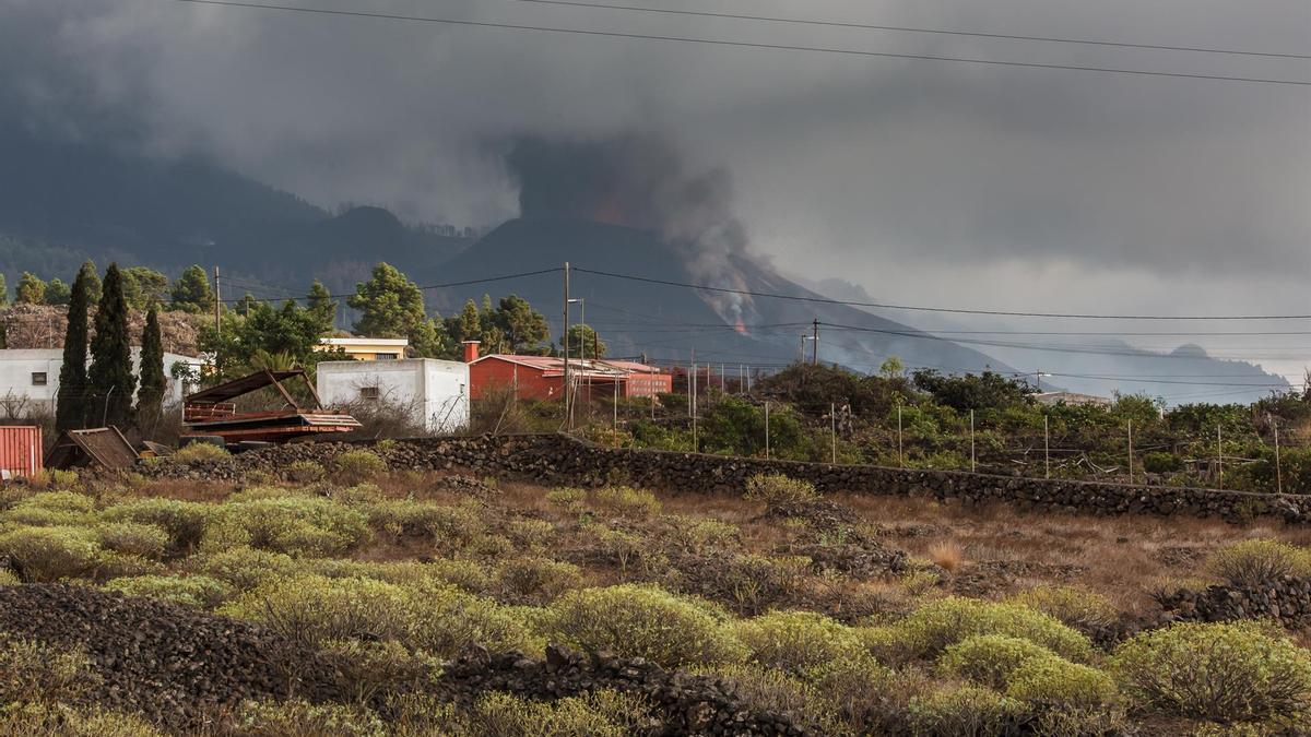 Volcán de Cumbre Vieja