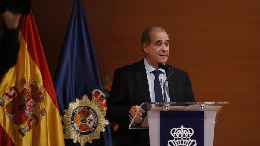 """El director de la Policía, satisfecho con la """"eficaz"""" investigación sobre el asalto en la Embajada de Corea del Norte"""