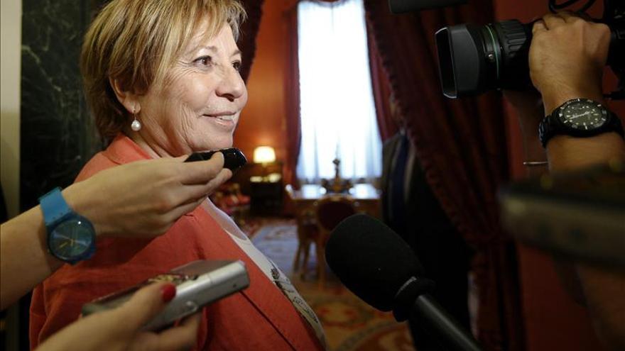 Villalobos: Rajoy ha hecho lo que debía y no pasa nada por que Gallardón siga