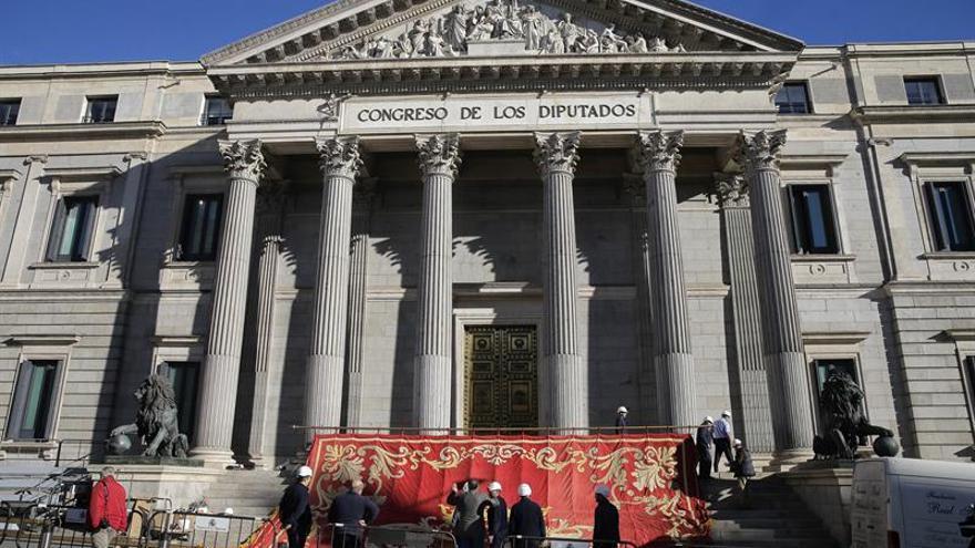 Congreso debate hoy la idoneidad del nuevo fiscal general pero no la votará