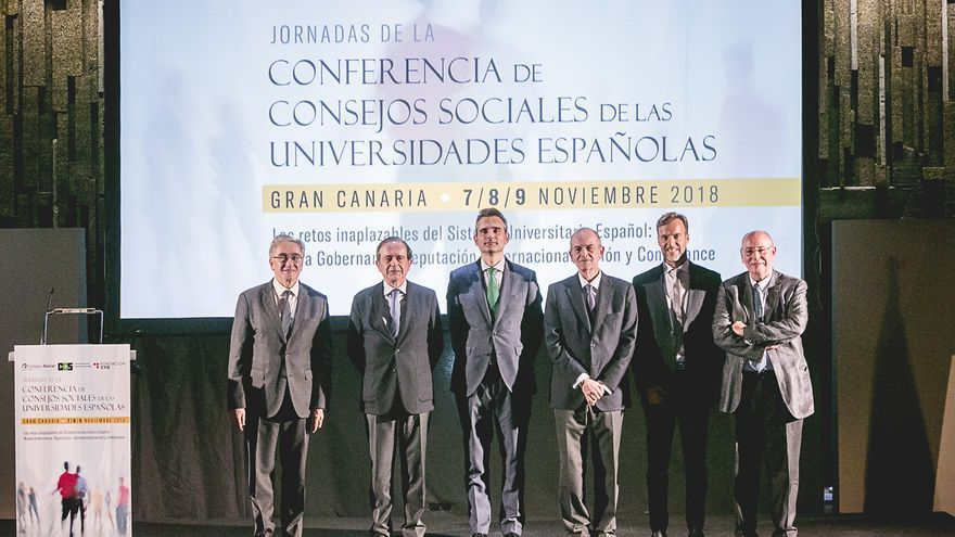 Conferencia de Consejos Sociales de Universidades (CCS).