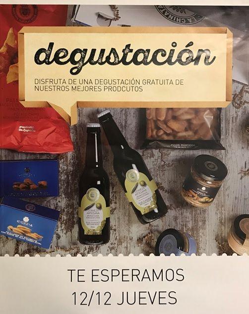 Degustación gratuita de alimentos gourmet en La Chinata de Chueca