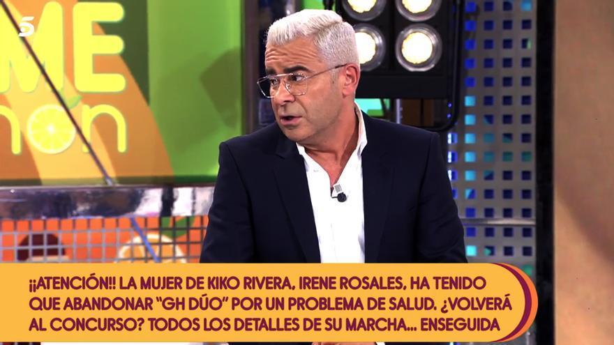 """Jorge Javier Vázquez en """"Sálvame"""""""