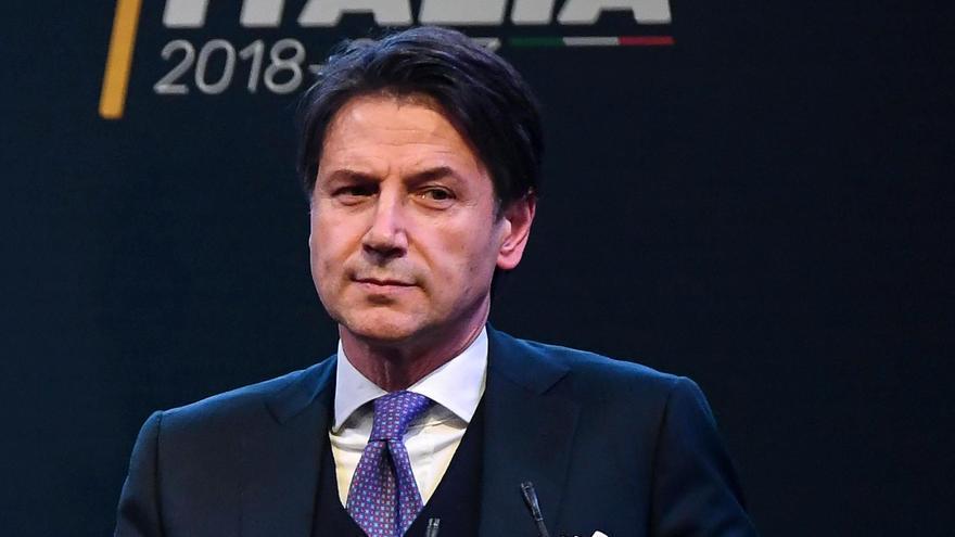 Giuseppe Conte, el candidato a primer ministro de Italia