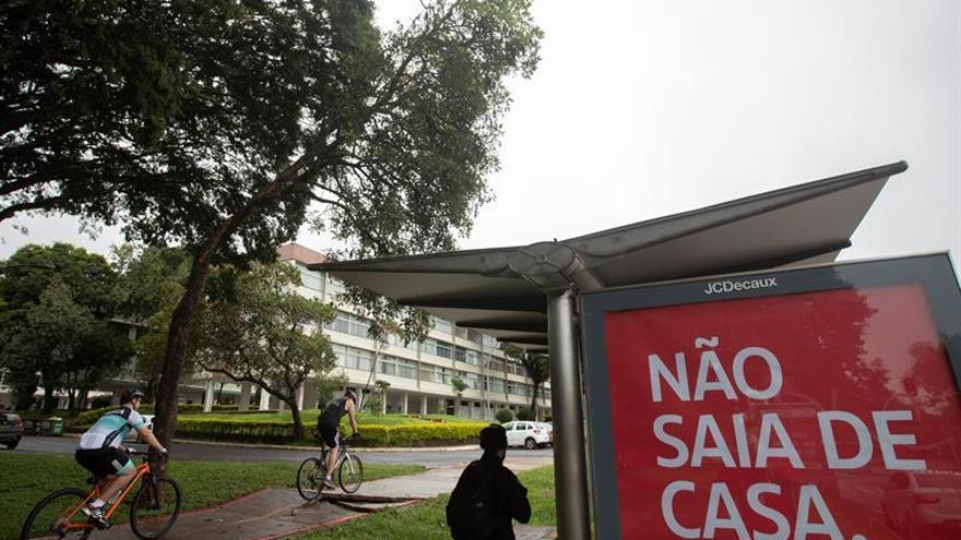 Muere por coronavirus un canadiense que había llegado en un crucero a Brasil