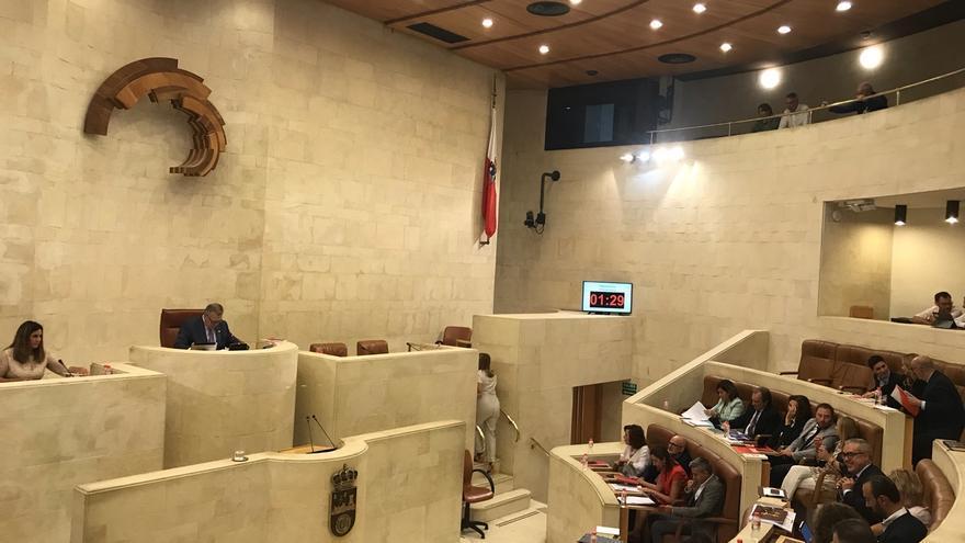 Todos los grupos de la Cámara se unen para pedir al Gobierno central la mejora de la Red de Cercanías