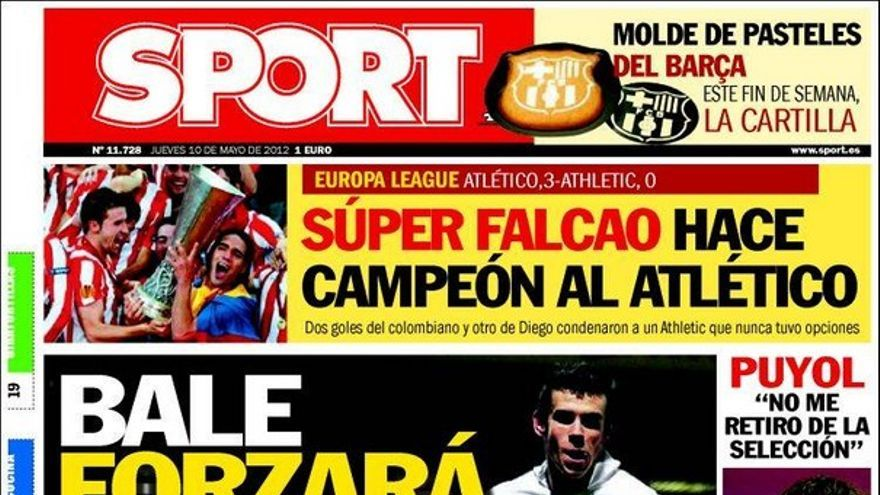 De las portadas del día (10/05/2012) #15