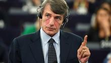 """El presidente del Parlamento Europeo exige una respuesta urgente para el Open Arms: """"Si no, significará que Europa ha perdido su alma"""""""