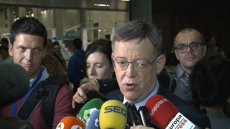 """Puig cree que en un partido """"se debe acatar lo que se decide"""" pero """"no es el momento de hablar de expulsiones"""""""