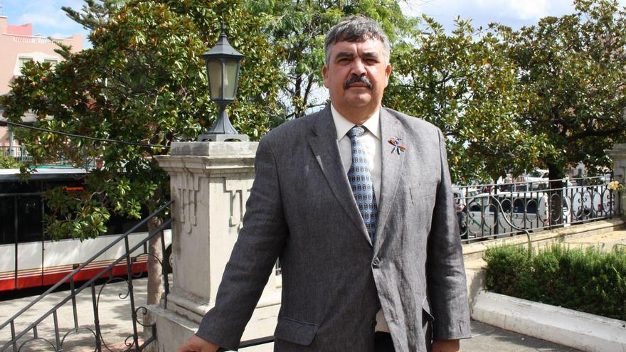 Juan Manuel González, consejero de Medio Ambiente del Cabildo de La Palma.