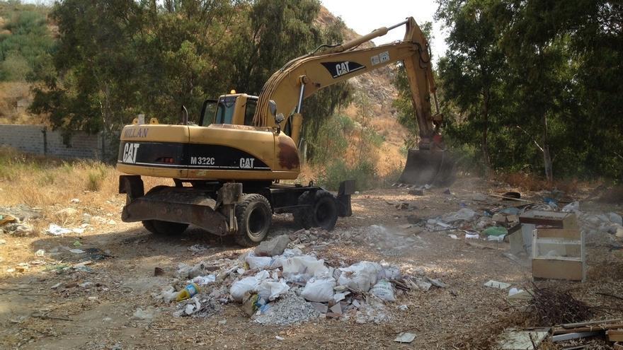 """La Junta estudia la sentencia del TSJA sobre la limpieza de arroyos y acatará """"lo que determine"""""""