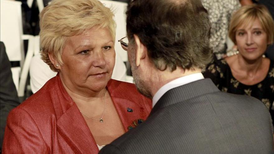 Rajoy se reunirá esta tarde con víctimas del terrorismo en La Moncloa