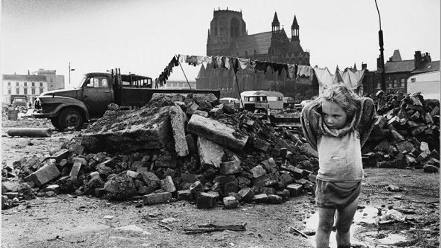 Shirley Baker, Salford, 1968 © Shirley Baker