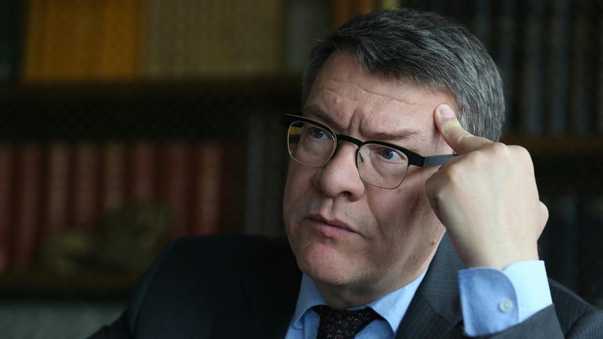 El exministro socialista Jordi Sevilla.