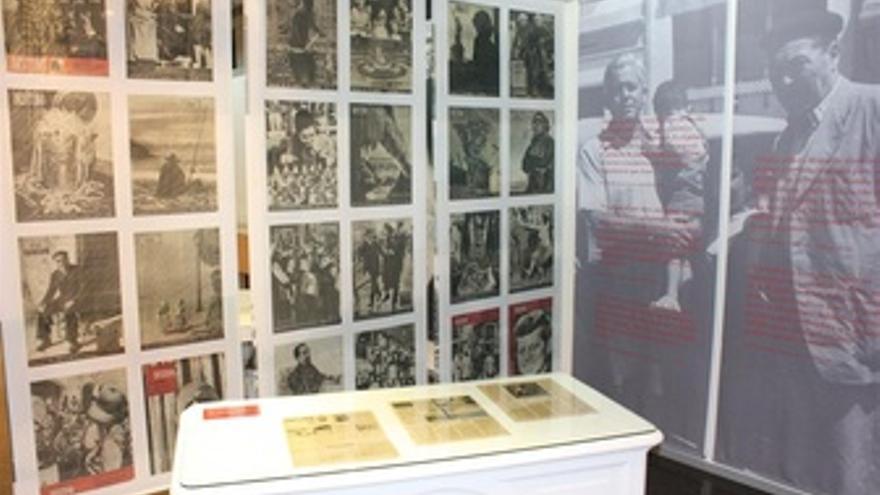 Exposición Sobre Vicens I Vives-Josep Pla