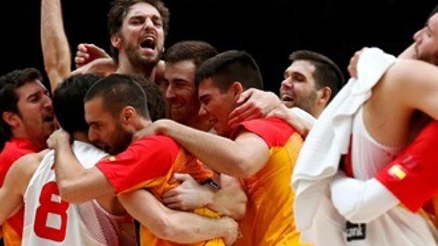 La final del Eurobasket se jugará en Telecinco, y no en Cuatro