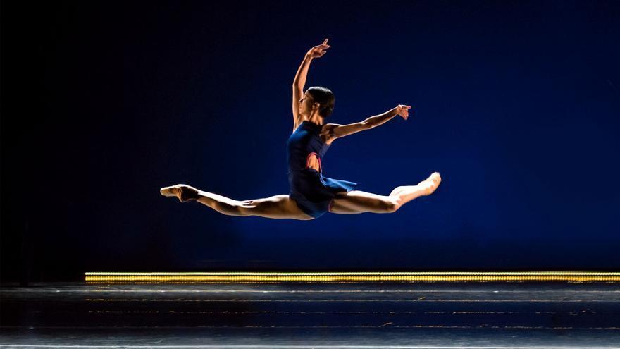 Tulsa Ballet, fotografía de Francisco Estévez (cedida por El Teatro Maestranza)