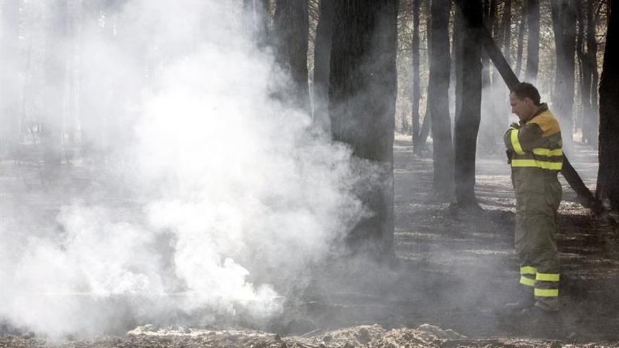 Andalucía, Asturias y Galicia en riesgo extremo de incendio forestal