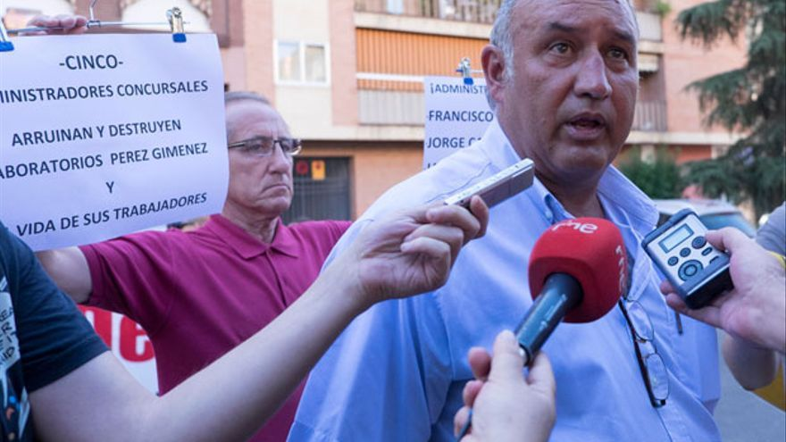 Francisco Moro, coordinador provincial de CTA en Córdoba | MADERO CUBERO