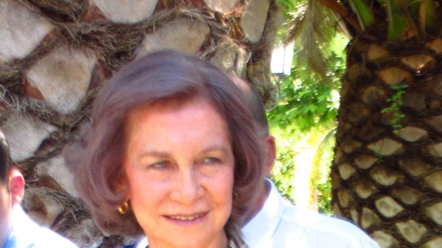 La Reina Sofía viajará a Palma los días 26 y 27 para asistir a actos por el aniversario de la muerte de Ramon Llull